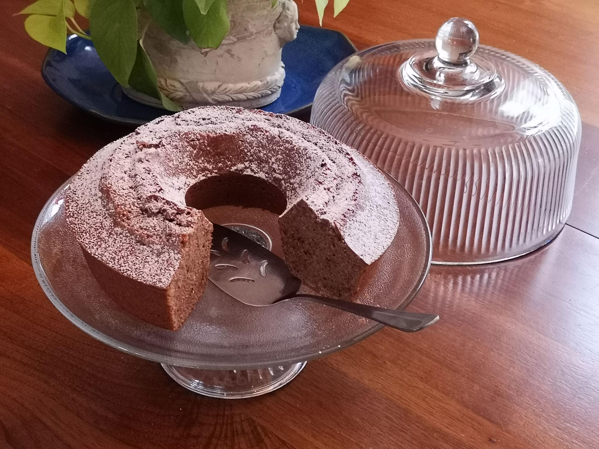 Easy Sunday Cake